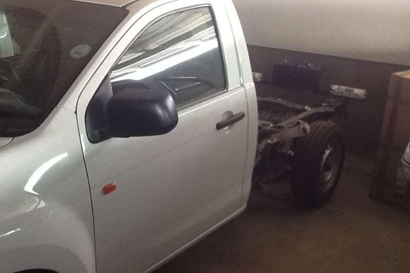 Isuzu KB Base Chassis Cab 2018