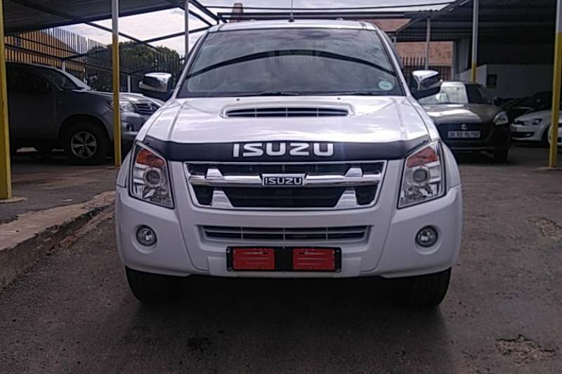 Used 2011 Isuzu KB Double Cab