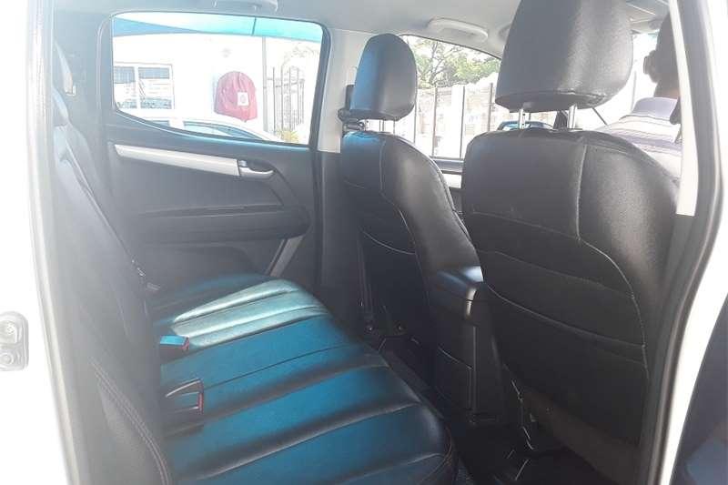 Used 2015 Isuzu KB Double Cab