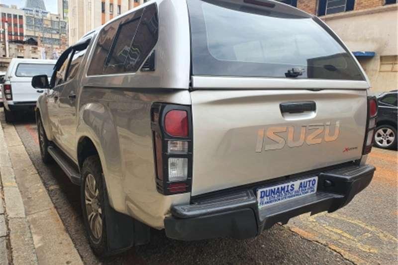 Isuzu KB Double Cab 2018