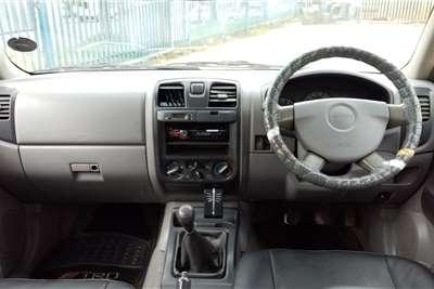 Isuzu KB Double Cab 3.5 V6 2005