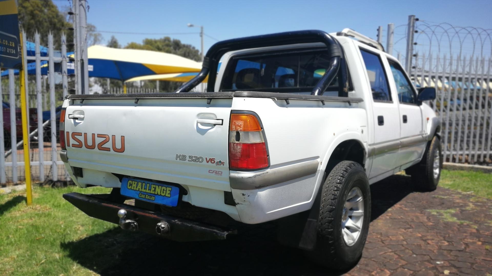 Isuzu Kb Double Cab For Sale In Gauteng