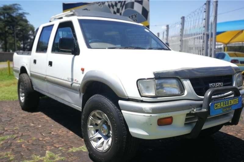 1999 Isuzu KB double cab