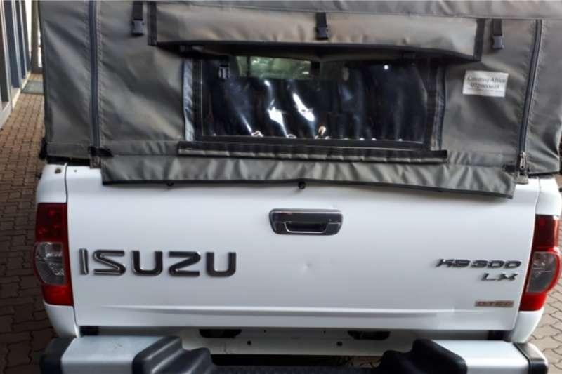 2011 Isuzu KB double cab KB 300 D TEQ LX 4X4 P/U D/C