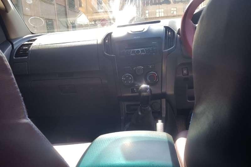 2017 Isuzu KB double cab