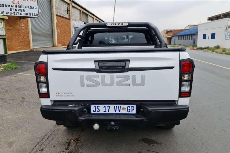 2016 Isuzu KB double cab