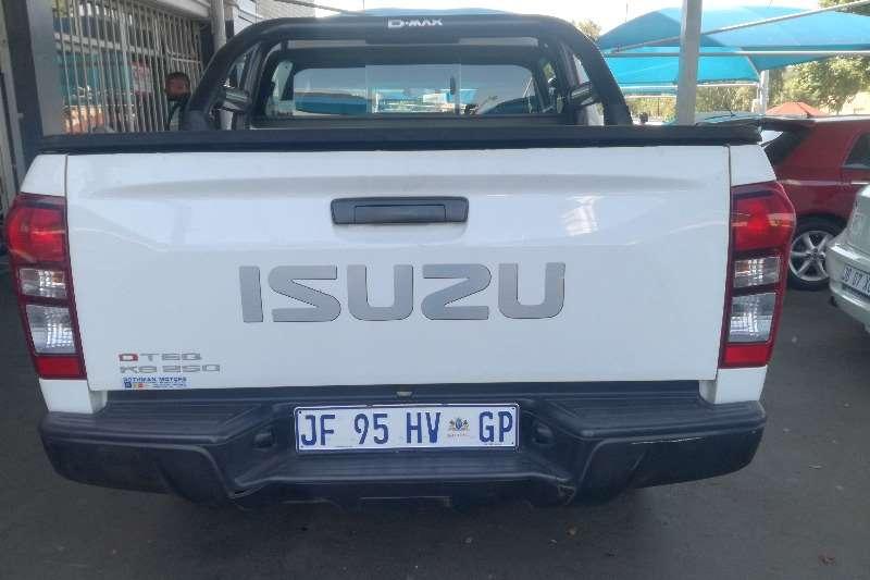Isuzu KB Double Cab KB 250 D Teq Double cab 2017