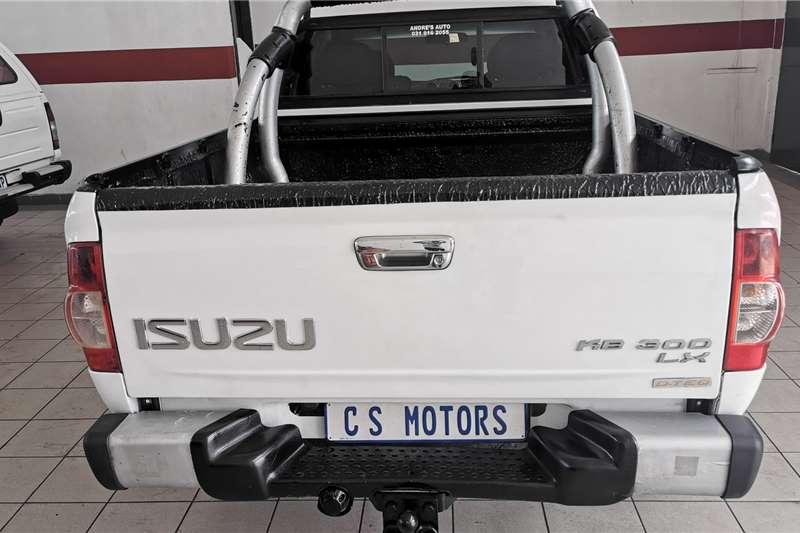Used 2008 Isuzu KB Double Cab KB 250 D TEQ HO HI RIDER 4X4 P/U D/C