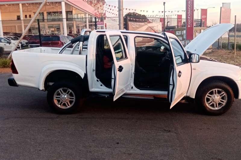 Used 2012 Isuzu KB Double Cab KB 250 D TEQ HO HI RIDER 4X4 P/U D/C
