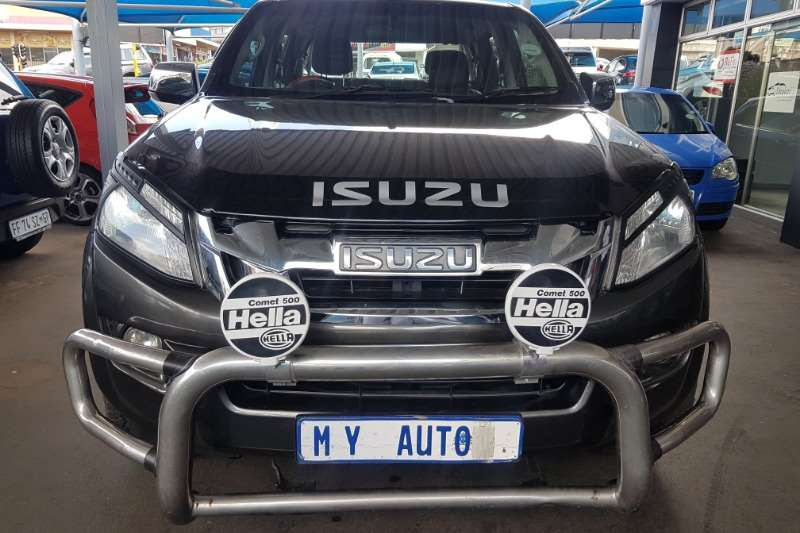 Isuzu KB double cab KB 250 D-TEQ HO HI RIDER 4X4 P/U D/C 2014