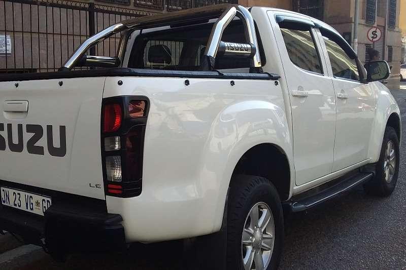 Used 2016 Isuzu KB Double Cab KB 250 D TEQ HO HI RIDER 4X4 P/U D/C
