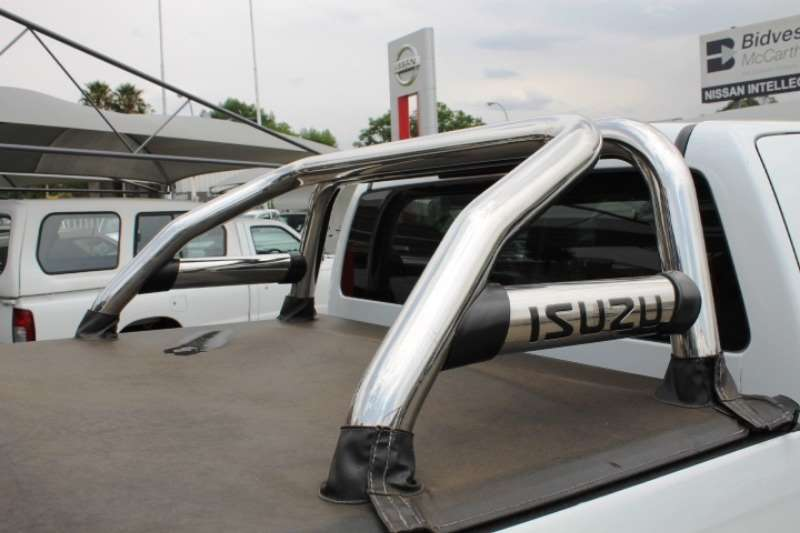 Isuzu KB double cab KB 250 D-TEQ HO HI RIDER 4X4 P/U D/C 2017