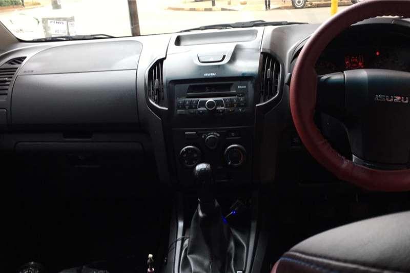 Used 2017 Isuzu KB Double Cab KB 250 D TEQ HO HI RIDER 4X4 P/U D/C
