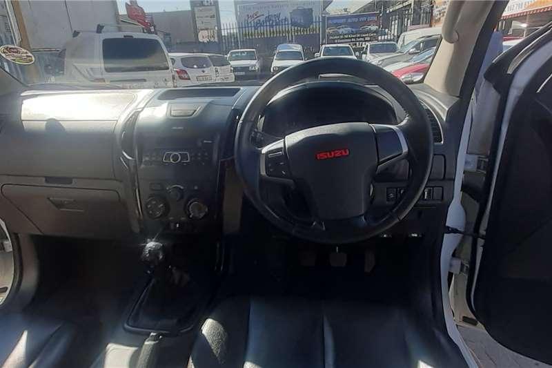 Used 2018 Isuzu KB Double Cab KB 250 D TEQ HO HI RIDER 4X4 P/U D/C