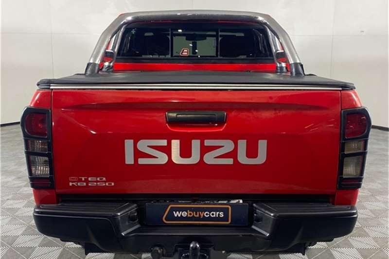 2018 Isuzu KB double cab KB 250 D-TEQ HO HI RIDER 4X4 P/U D/C