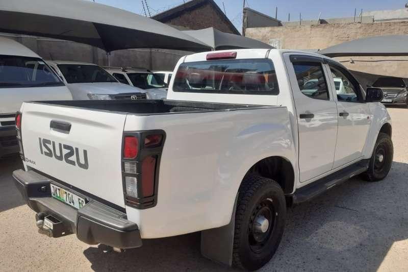 Used 2019 Isuzu KB Double Cab KB 250 D TEQ HO HI RIDER 4X4 P/U D/C