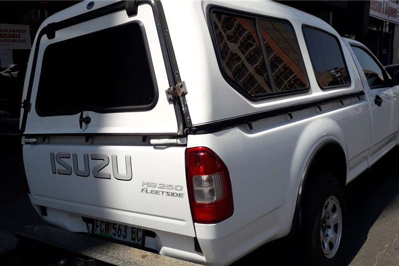 Isuzu KB Double Cab KB 250 D TEQ HO HI RIDER P/U D/C 2008
