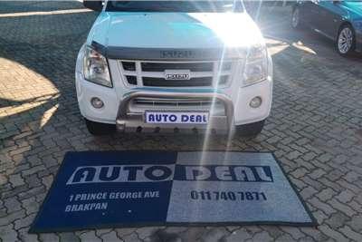 2011 Isuzu KB double cab KB 250 D-TEQ HO HI RIDER P/U D/C