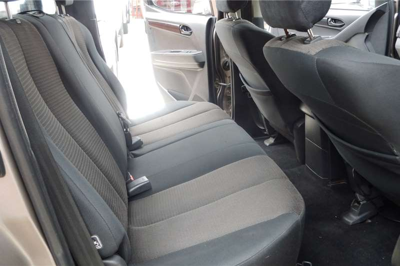 Isuzu KB Double Cab KB 250 D TEQ HO HI RIDER P/U D/C 2014