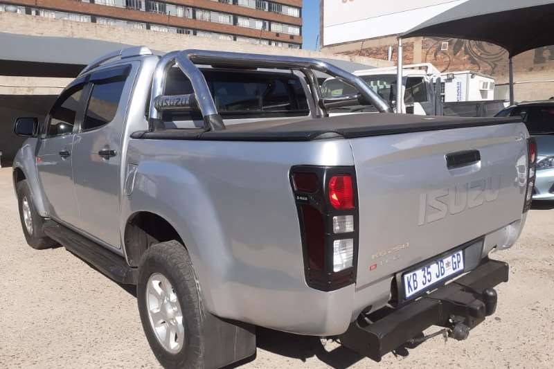 Used 2016 Isuzu KB Double Cab KB 250 D TEQ HO HI RIDER P/U D/C