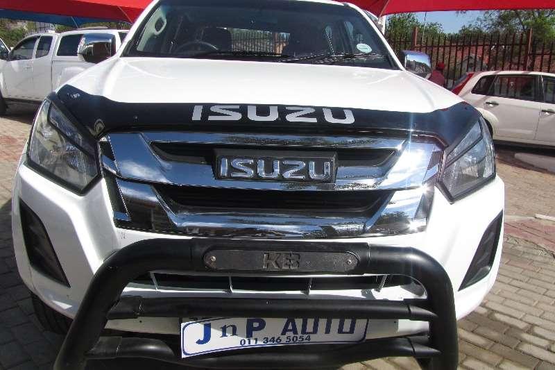Isuzu KB Double Cab KB 250 D TEQ HO HI RIDER P/U D/C 2017