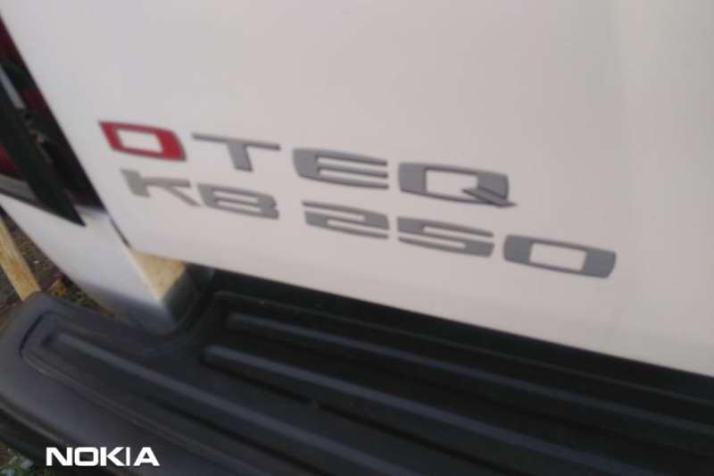 Used 2017 Isuzu KB Double Cab KB 250 D TEQ HO HI RIDER P/U D/C