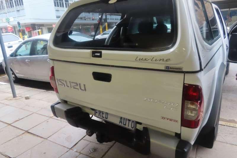 Isuzu KB Double Cab KB 250 D TEQ HO LE PU D/C 2008