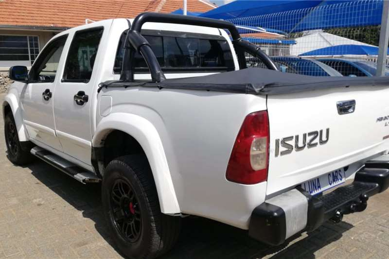 Used 2008 Isuzu KB Double Cab KB 250 D TEQ HO LE PU D/C