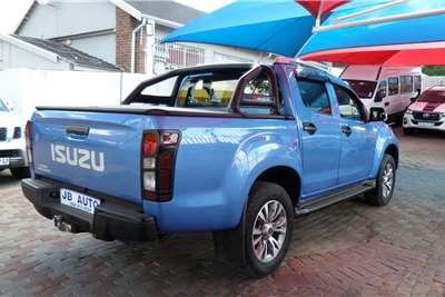 Isuzu KB Double Cab KB 250 D TEQ HO LE PU D/C 2016