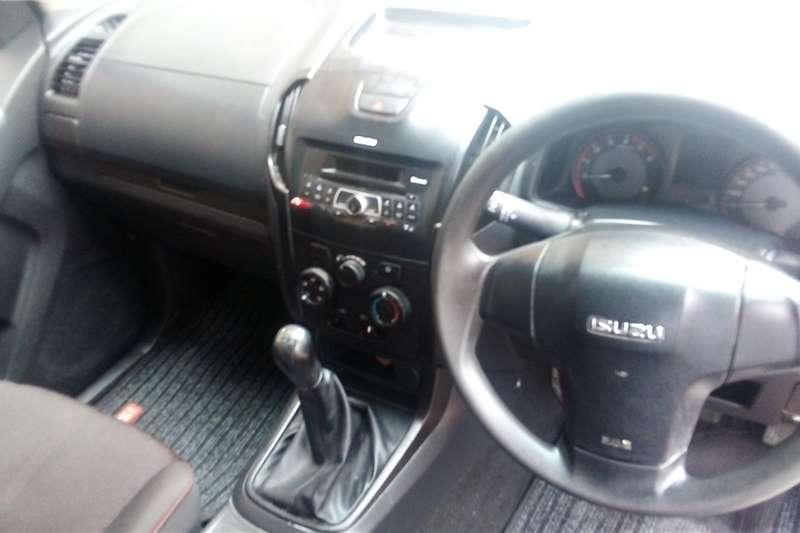 2017 Isuzu KB double cab KB 250 D-TEQ HO LE PU D/C