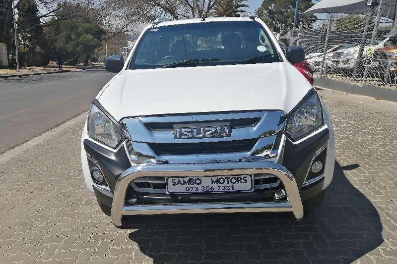 Used 2018 Isuzu KB Double Cab KB 250 D TEQ HO LE PU D/C