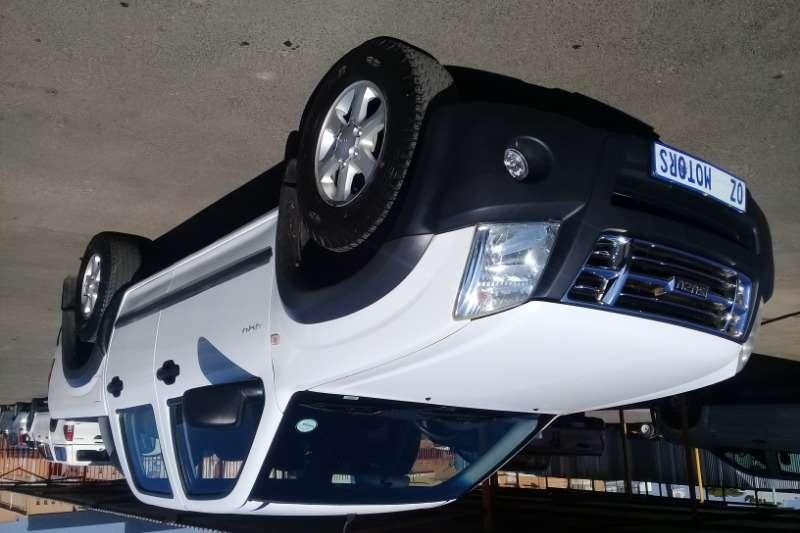 Isuzu KB Double Cab KB 250 D TEQ HO X RIDER 4X4 P/U /D/C 2010
