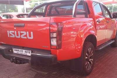 Isuzu KB Double Cab KB 250 D TEQ HO X RIDER P/U D/C 2017