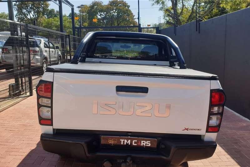 2018 Isuzu KB double cab KB 250 D-TEQ HO X-RIDER P/U D/C