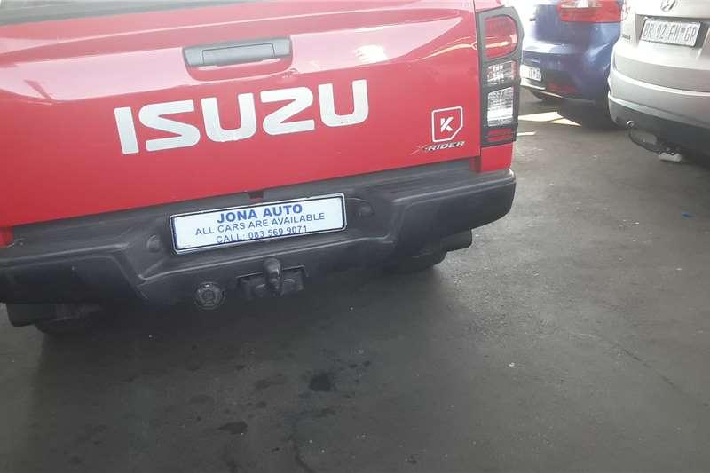 Used 2019 Isuzu KB Double Cab KB 250 D TEQ HO X RIDER P/U D/C