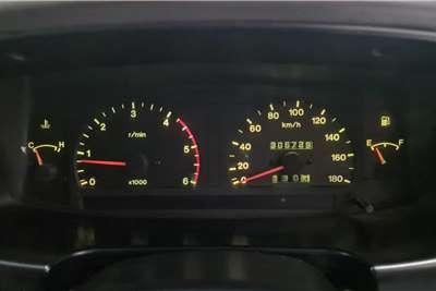 Used 2000 Isuzu KB Double Cab