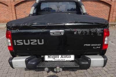 Isuzu KB Double Cab KB 300 D TEQ LX 4X4 P/U D/C 2007