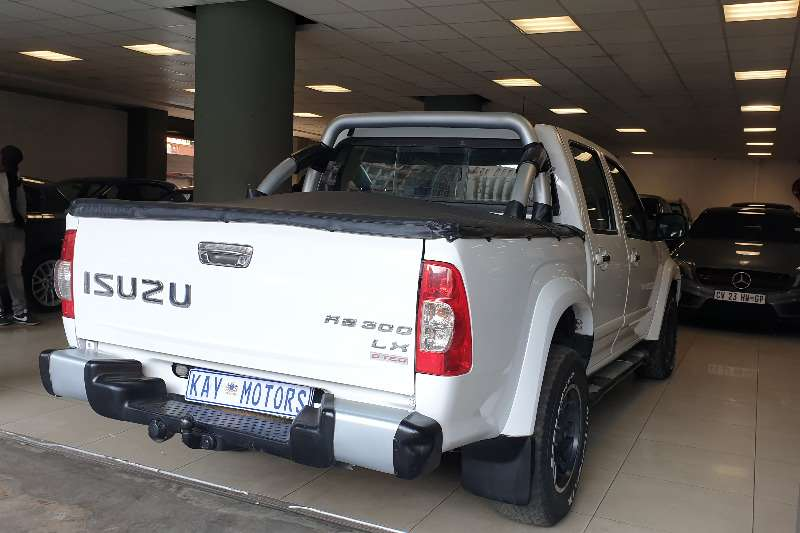 Isuzu KB Double Cab KB 300 D TEQ LX 4X4 P/U D/C 2010