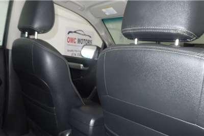 2015 Isuzu KB double cab KB 300 D-TEQ LX 4X4 P/U D/C