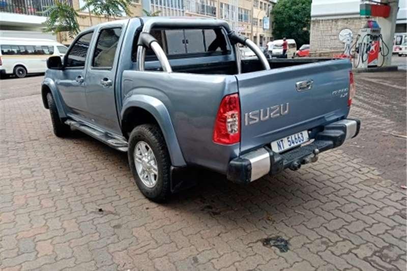 Isuzu KB Double Cab Lx Dlg manual 2012