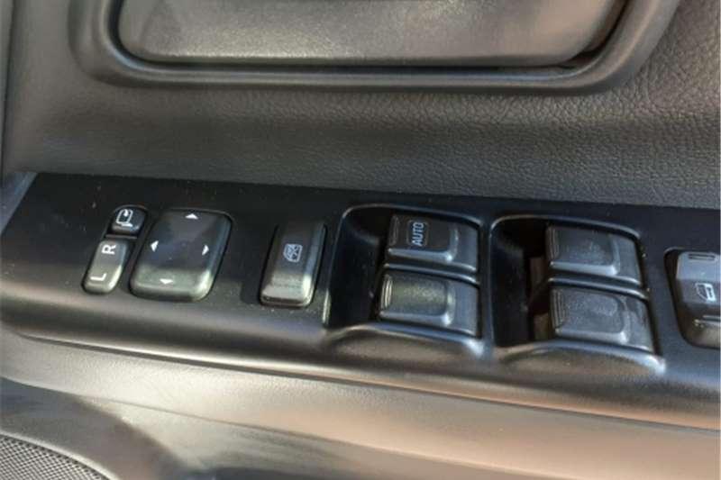 Isuzu KB double cab Manual White  2011