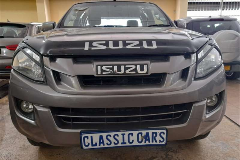 Used 2014 Isuzu KB Extended Cab