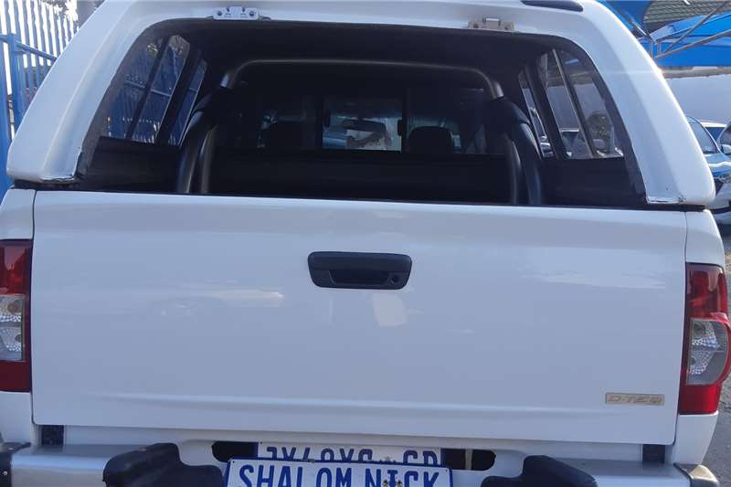 Used 2008 Isuzu KB Extended Cab KB 250D TEQ HO HI RIDER P/U E/CAB