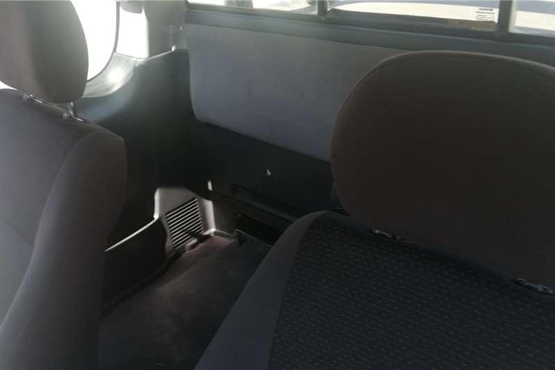 Isuzu KB Extended Cab KB 250D TEQ HO HI RIDER P/U E/CAB 2011
