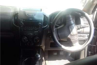 Isuzu KB Extended Cab KB 250D TEQ HO HI RIDER P/U E/CAB 2013
