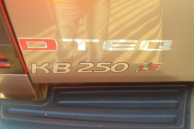 2016 Isuzu KB Extended cab KB 250D-TEQ HO HI RIDER P/U E/CAB