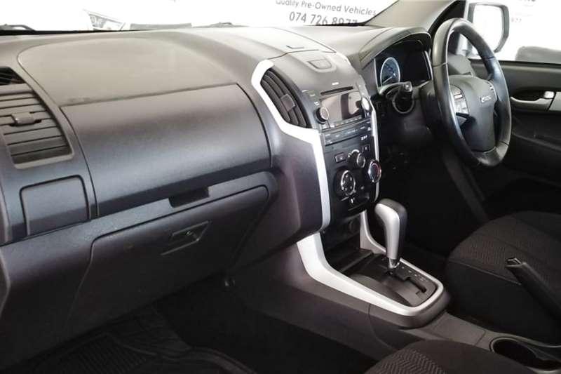 Used 2017 Isuzu KB Extended Cab KB 300 D TEQ LX A/T P/U E/CAB