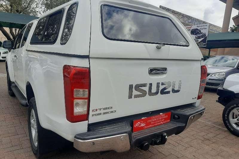 Used 2013 Isuzu KB Extended Cab KB300 D TEQ LX 4X4 P/U E/CAB