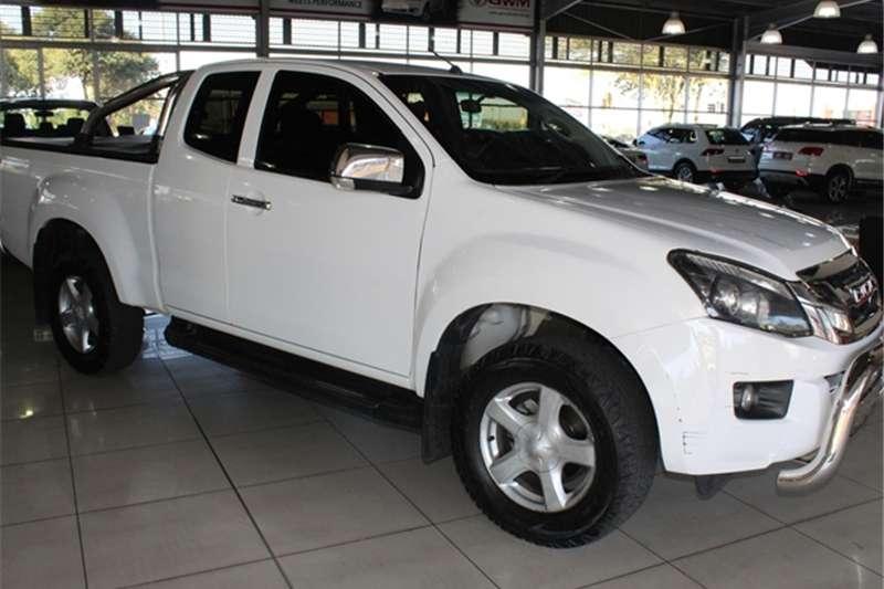 2013 Isuzu KB 300D Teq Extended cab LX
