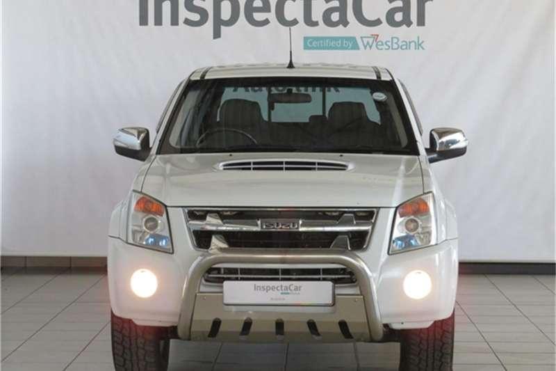 2012 Isuzu KB 300D Teq double cab LX automatic